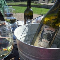Photo taken at Sweet Cheeks Winery by Ruby B. on 5/3/2013