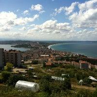 Photo taken at Şahin Tepesi by Bora E. on 9/8/2013