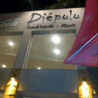 Photo taken at Diépolo by Romy V. on 2/13/2013