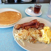 Photo taken at Broadway Diner by Hillary S. on 6/22/2013