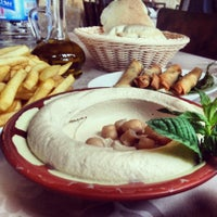 Photo taken at Lebanese House Restaurant by Ru'a S. on 5/4/2014