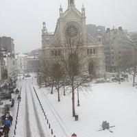 Foto scattata a Place Sainte-Catherine / Sint-Katelijneplein da Antoine H. il 3/12/2013