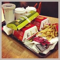 Снимок сделан в McDonald's пользователем Anna S. 5/1/2013