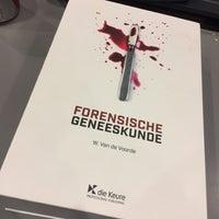 Photo taken at Faculteitsbibliotheek Psychologie en Pedagogische Wetenschappen by Nikita V. on 3/16/2018
