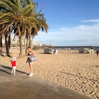 Photo taken at Salou by Михаил Н. on 6/23/2013