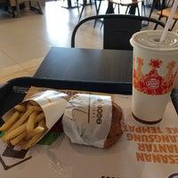 Photo taken at Burger King by MK C. on 6/3/2017