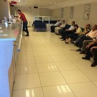 Photo taken at Turkiye Finans Katılım Bankası by Maksut yiğit A. on 6/23/2014