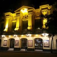 6/6/2013 tarihinde Renato A.ziyaretçi tarafından Teatro Renault'de çekilen fotoğraf