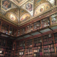 Foto scattata a The Morgan Library & Museum da JW H. il 7/5/2013