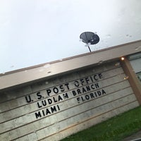 Photo taken at US Post Office - Bird Road by Allie M. on 7/2/2013