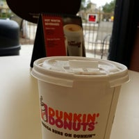 Photo taken at Dunkin Donuts / Baskin-Robbins by Juana E. on 2/20/2014