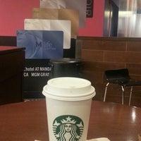 Photo taken at Starbucks by Juana E. on 4/4/2013