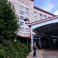 Photo taken at Cyber Quest - Coushatta Casino Resort by Juana E. on 5/27/2013