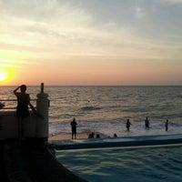 Foto tomada en Plaza Pelicanos Grand Beach Resort por Ale P. el 12/23/2012