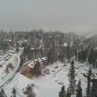 Photo taken at The Ridge Tahoe by Rahul P. on 11/18/2012
