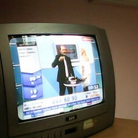 Photo taken at Shopping TV Stüdyo by Canli Y. on 11/11/2012