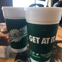 Photo taken at Wingstop by Lisa P. on 1/2/2017