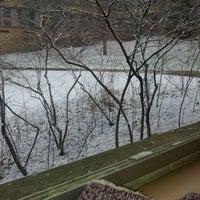 Photo taken at Ingraham Hall by Ashley K. on 12/18/2012