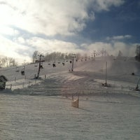 Photo taken at Sunburst Ski Area by Torri C. on 12/23/2012