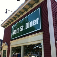 Photo taken at State Street Diner by Fred H. on 10/13/2013