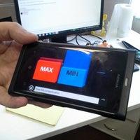Снимок сделан в Hitachi Data Systems пользователем Hitachi N. 11/28/2012