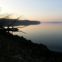 Photo taken at Picnic Point by Claire C. on 11/16/2012