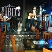 Photo taken at Spirits On Bourbon by Sarah C. on 1/1/2013
