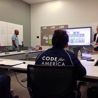 Photo taken at Co-Merge Workplace by Glenn B. on 3/18/2015