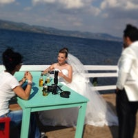Photo taken at İskele Restaurant by Filiz Sarıca F. on 9/14/2013