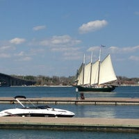 Photo taken at Riverwalk Landing by Don on 4/1/2013