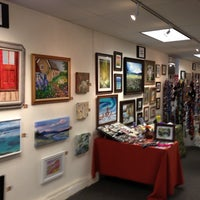 Photo taken at Sunnyvale Art Gallery and Cafe by Greg M. on 5/11/2013