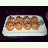 Photo taken at AmiJami Sushi by Julia M. on 10/9/2013