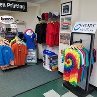 Photo taken at Spectrum Screen Printing by Spectrum Screen Printing on 4/4/2017