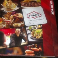 Photo taken at TGI Fridays by Timmy H. on 3/20/2013