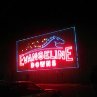 Photo taken at Evangeline Downs Casino by Timmy H. on 4/13/2014
