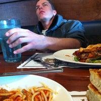 Photo taken at Yosemite Falls Café by Cassidy J. on 11/25/2012