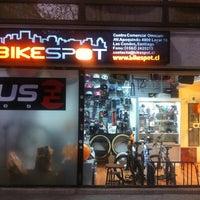 Foto tomada en Bikespot por Andrés C. el 6/14/2013