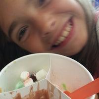 Photo taken at Just Chill Frozen Yogurt by Greg P. on 7/1/2014