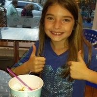 Photo taken at Just Chill Frozen Yogurt by Greg P. on 5/23/2014