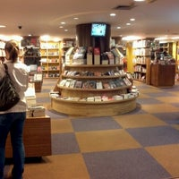 Photo taken at Livraria Cultura by Danilo D. on 12/18/2012