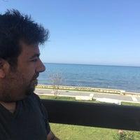 Photo taken at Nova Beach Hotel by Samet Y. on 4/25/2018