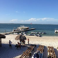 Photo taken at Hemingway's Island Grill by July S. on 5/30/2013