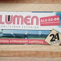 Photo taken at Lumen Anuncios by Rodolfo C. on 11/17/2012