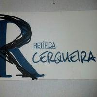Photo taken at Retífica Cerqueira by Ricardo M. on 2/26/2013