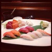 Photo taken at Kobe Japanese Steak & Seafood by Sabrina L. on 12/2/2012