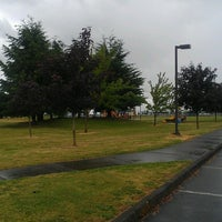 Photo taken at Centennial Park by Devlin L. on 6/20/2013