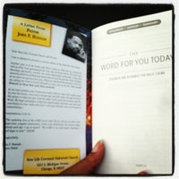 Photo taken at New Life Covenant Church @ UIC Forum by Truth D. on 12/2/2012