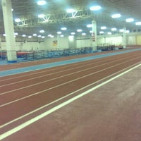 Photo taken at Toronto Track & Field Center by Jack L. on 1/9/2016