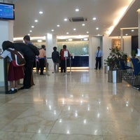 Photo taken at Bank Mandiri by Musa A. on 4/1/2013