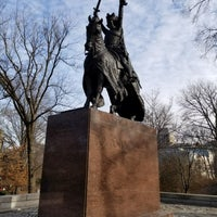 Photo taken at King Jagiello / Poland Monument by Benjamin L. on 12/26/2017